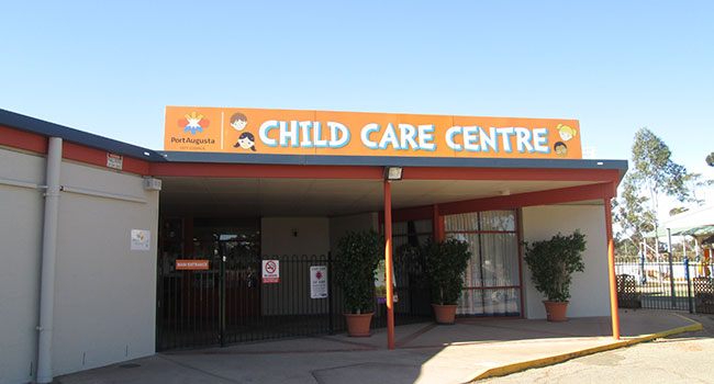 Child Care Centre Front