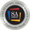 SA Great 2009 Regional Award Winner Community Group