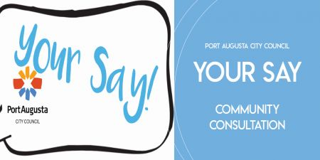 Your Say - Community Consultation